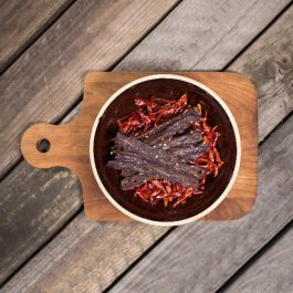 Hot-N-Spicy Beef Jerky